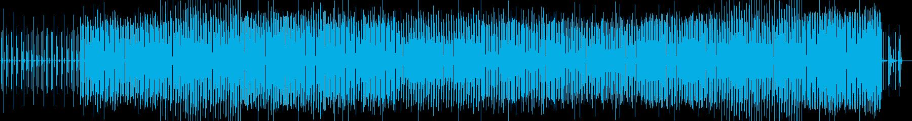 ダンス。素晴らしい音波。ポップコー...の再生済みの波形