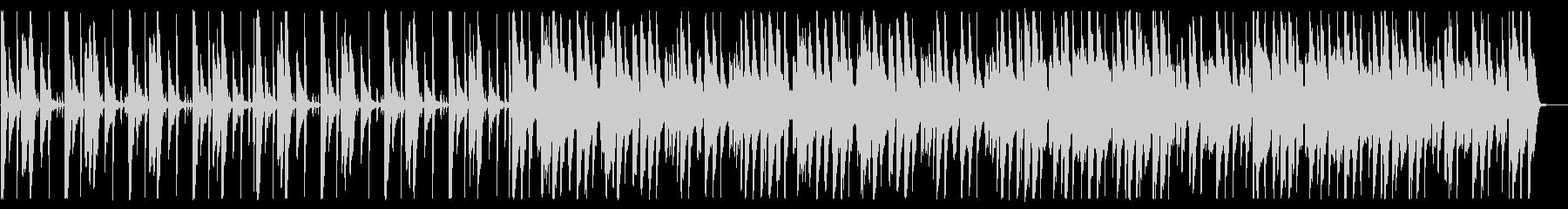 ほのぼの切ない_No660_3の未再生の波形
