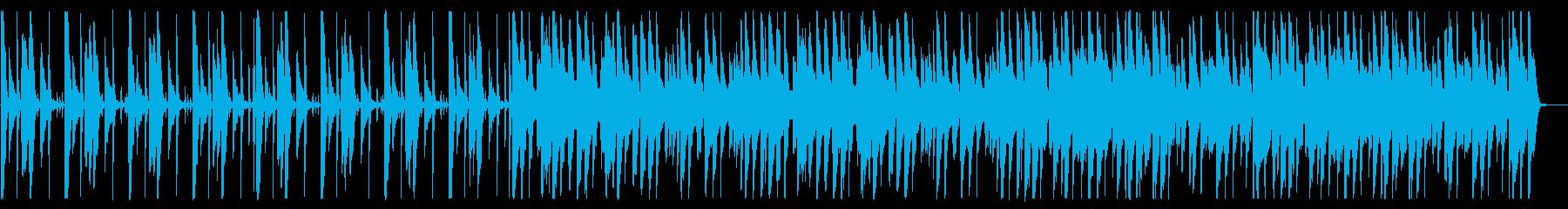 ほのぼの切ない_No660_3の再生済みの波形