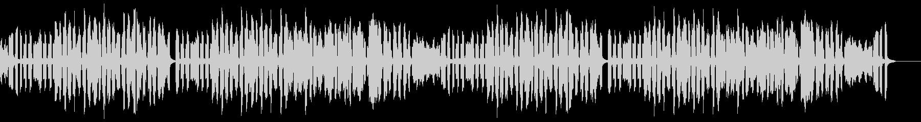 管弦、のんびり、オーボエ、ファゴットの未再生の波形