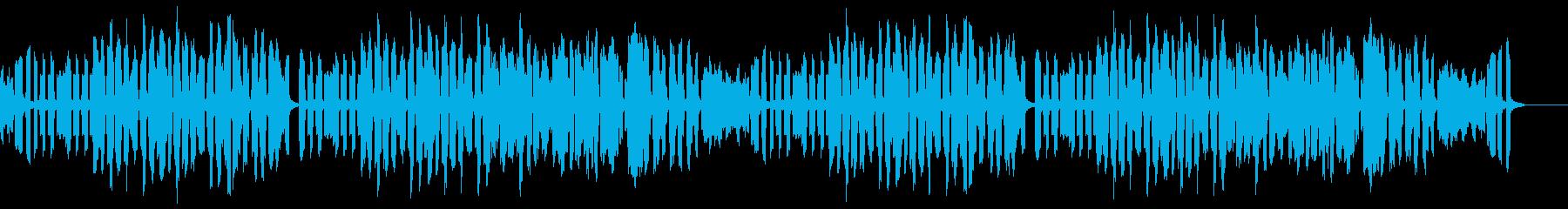管弦、のんびり、オーボエ、ファゴットの再生済みの波形