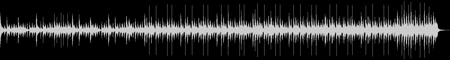 スナップラテンパーカッショングルーブの未再生の波形