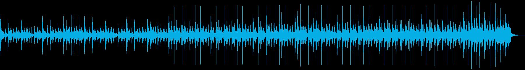 スナップラテンパーカッショングルーブの再生済みの波形