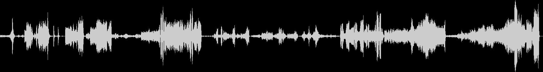 パウル・ヒンデミットのカバーの未再生の波形