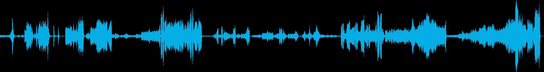 パウル・ヒンデミットのカバーの再生済みの波形