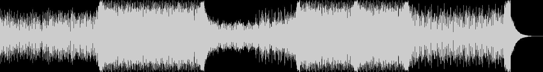 ファンクギター/ニューディスコ/ダンスの未再生の波形