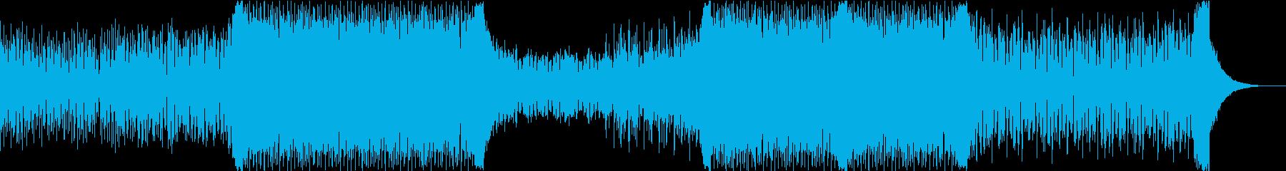 ファンクギター/ニューディスコ/ダンスの再生済みの波形