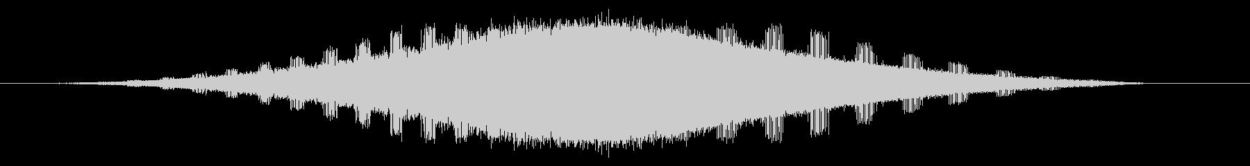 GB レースゲーム01-01(通過) の未再生の波形