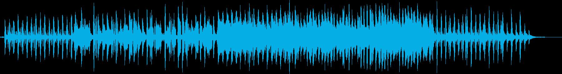 ・ピアノ、グロッケン、ボーカルのシンプ…の再生済みの波形
