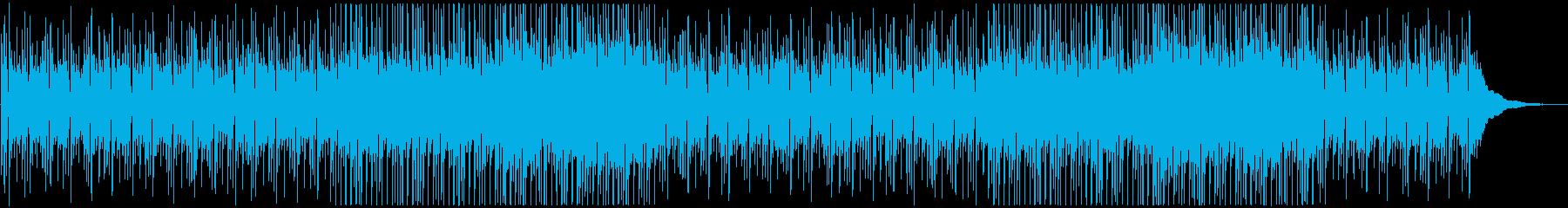 ITやテクノロジーに 爽やかで切ない洋楽の再生済みの波形
