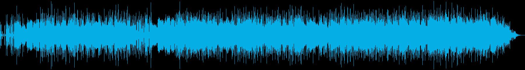 アンビエント サスペンス 技術的な...の再生済みの波形