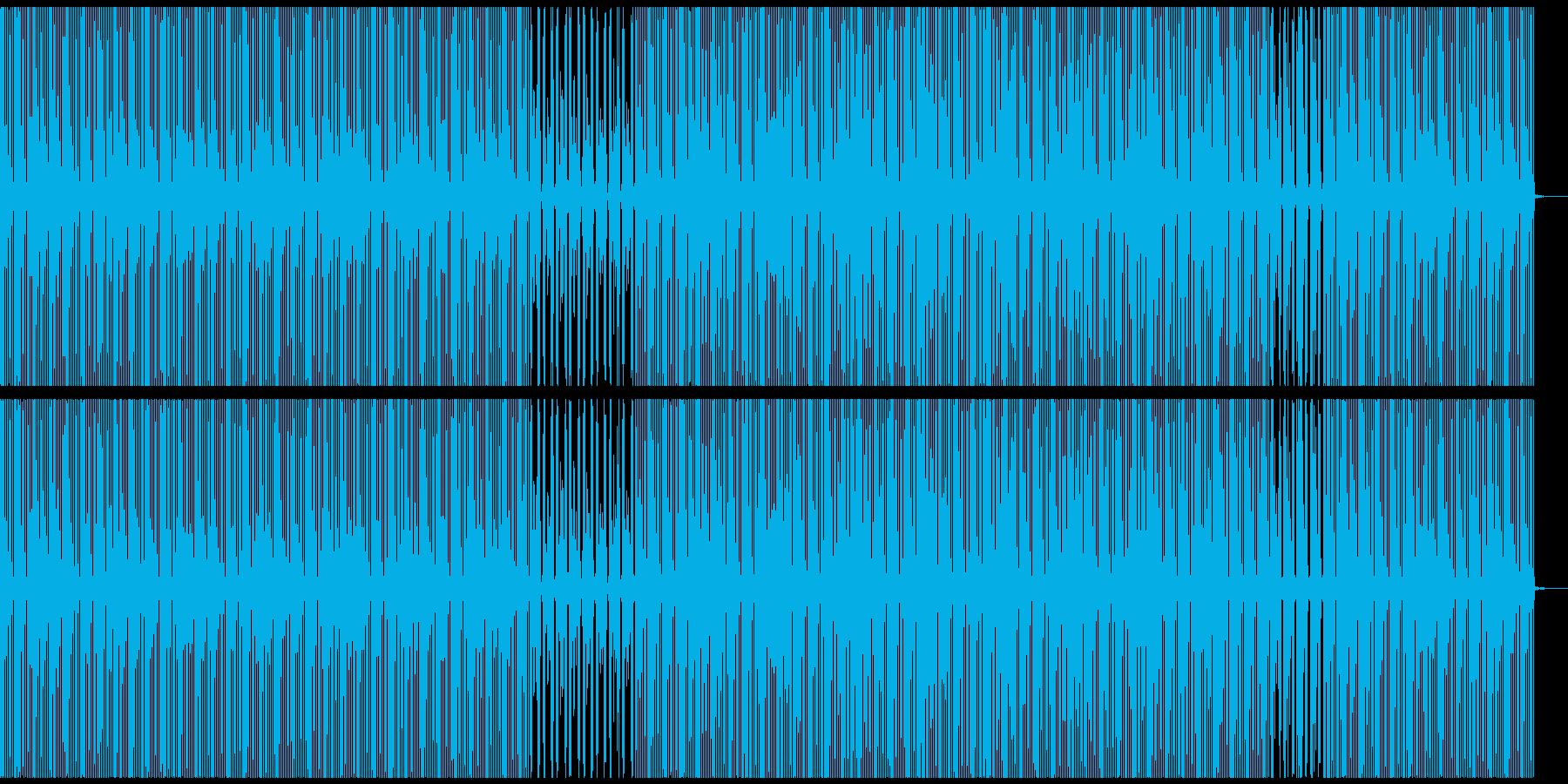 Deep Dub Tech Houseの再生済みの波形