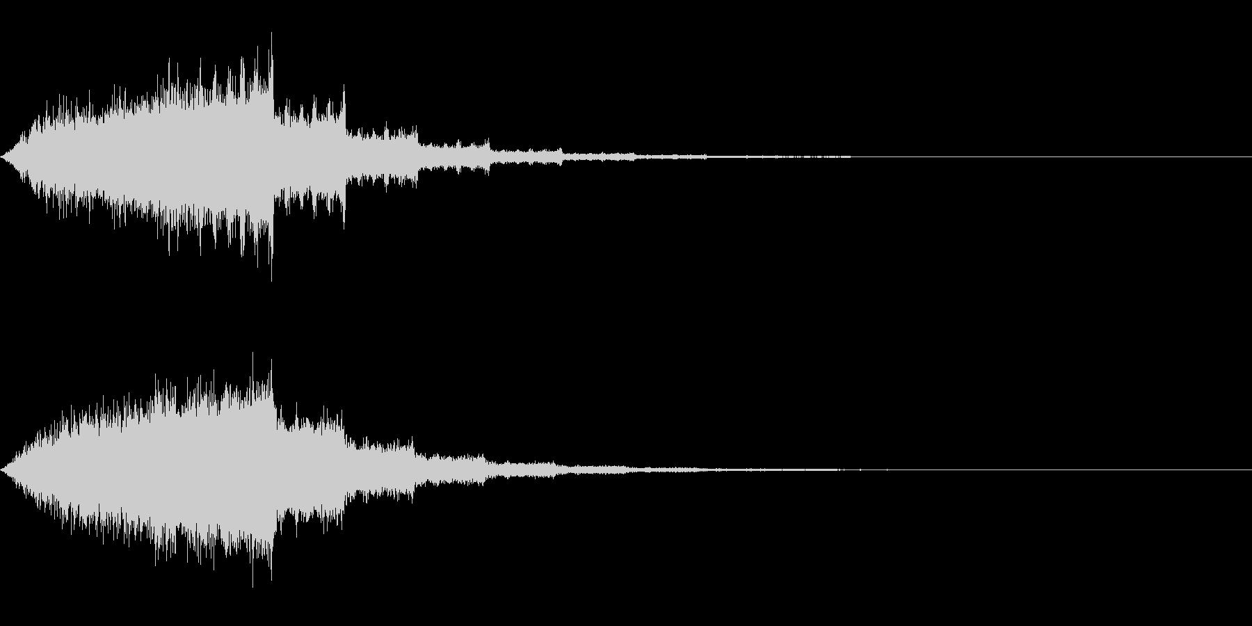 Dark_SweepUp-08Delayの未再生の波形