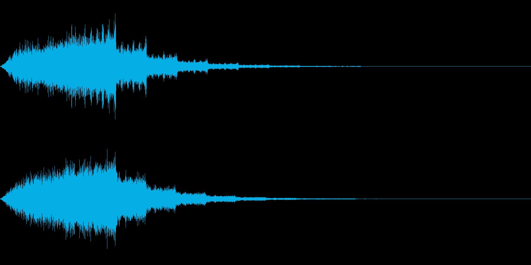 Dark_SweepUp-08Delayの再生済みの波形