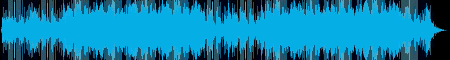 ソフトな企業構成の再生済みの波形