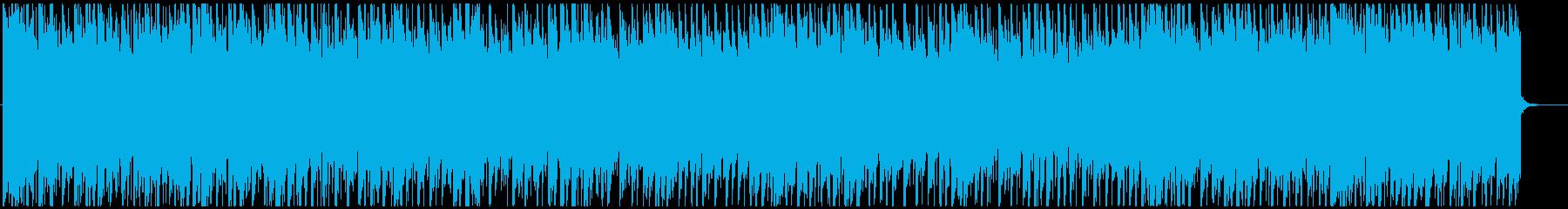 悲しげで切ないR&B HIPHOPの再生済みの波形