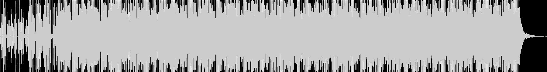 インディーズ ロック ポップ 民謡...の未再生の波形