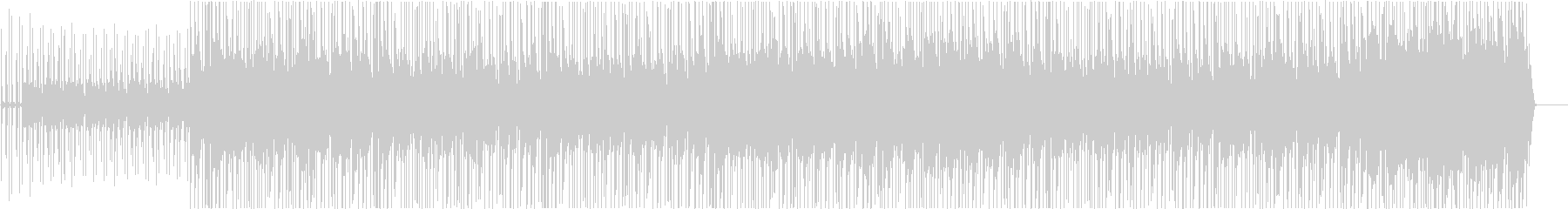 lstの未再生の波形