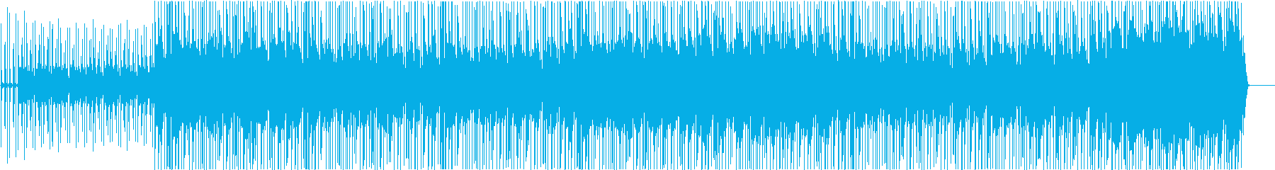 lstの再生済みの波形