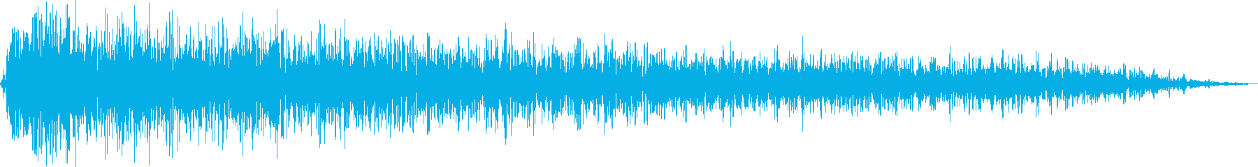 「ガーン!」ピアノでショック!(短め)の再生済みの波形