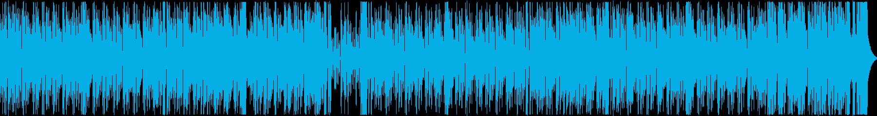 ラテンパーカッション、モントゥノピ...の再生済みの波形