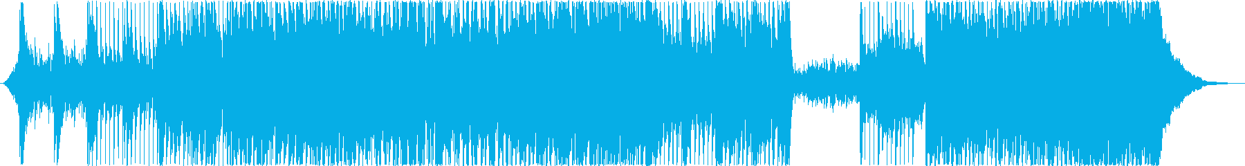 ポップ 静か 楽しげ ファンタジー...の再生済みの波形