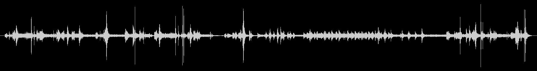 CDまたはDVDデュプリケーター:...の未再生の波形