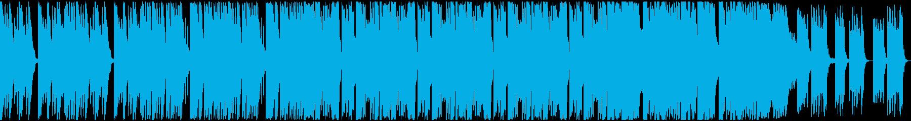 エレクトロ フューチャーベースの再生済みの波形