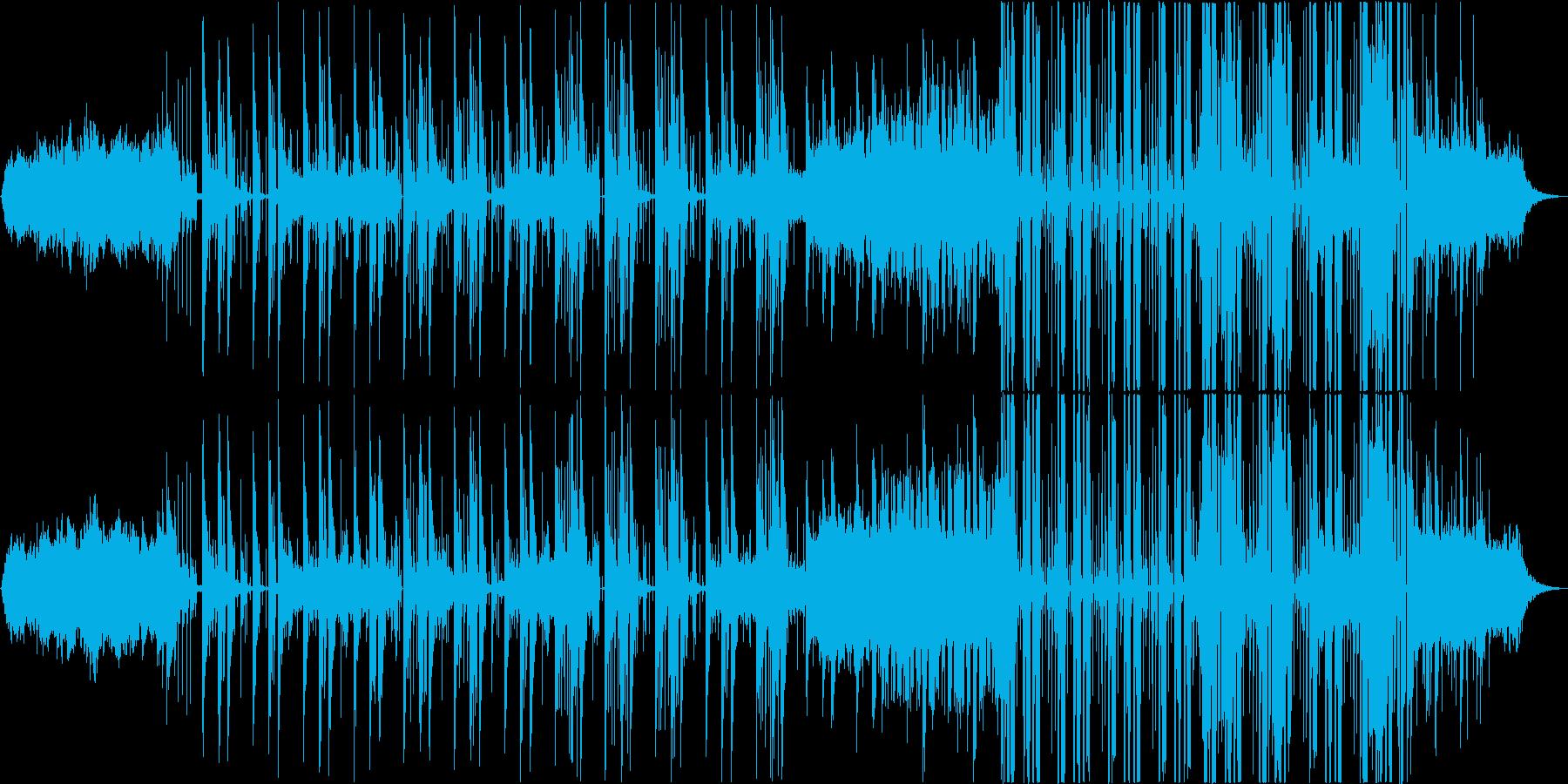 PV】 EDM チル 落ち着き 切なさ の再生済みの波形