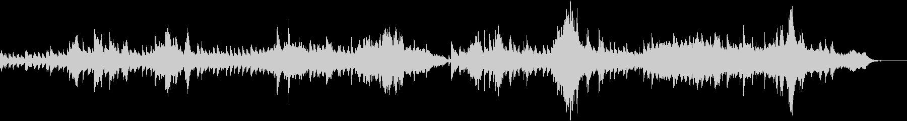 ワルツのメロディーでノスタルジック...の未再生の波形