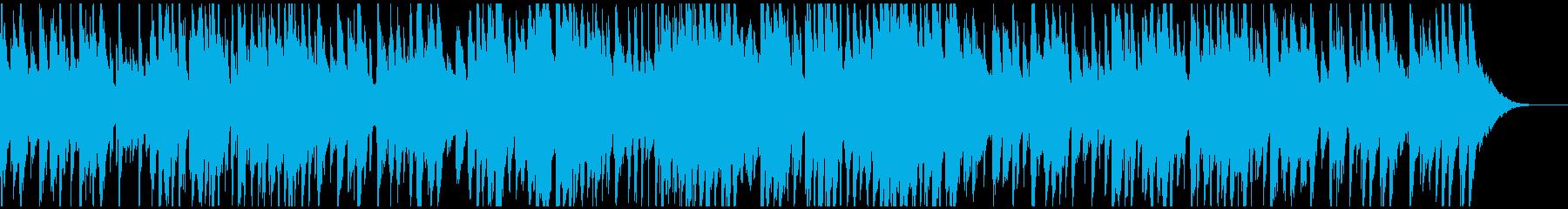 生演奏・きよしこの夜・ジャズバージョンの再生済みの波形