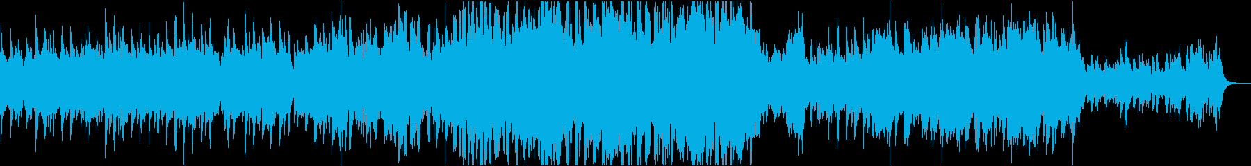 CM/企業VPに ピアノ壮大感動BGMの再生済みの波形