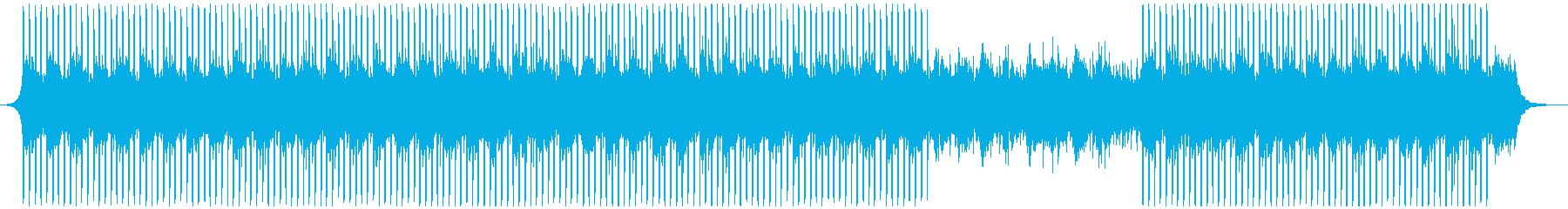 作品の再生済みの波形