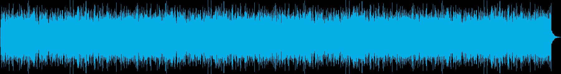 天気 雨06の再生済みの波形