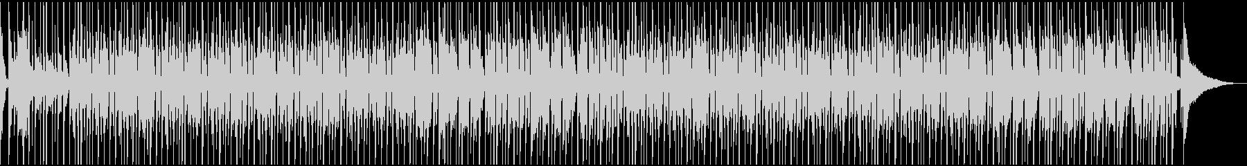 ちょっと早いverの未再生の波形
