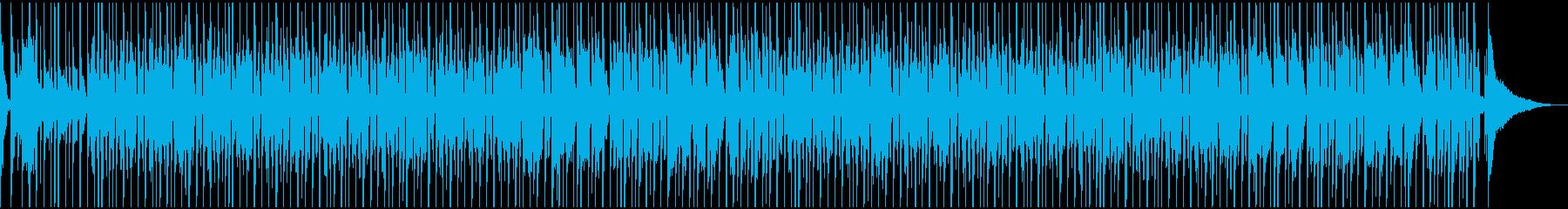 ちょっと早いverの再生済みの波形