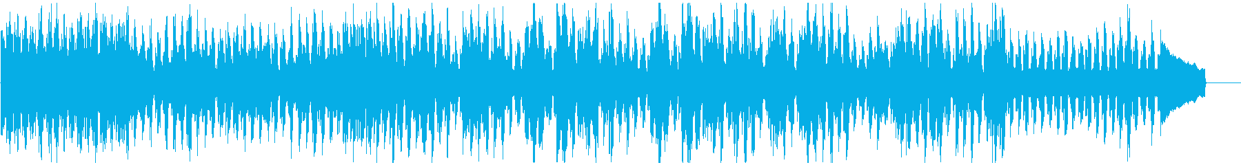 真夜中のカウボーイのようなミステリアス曲の再生済みの波形