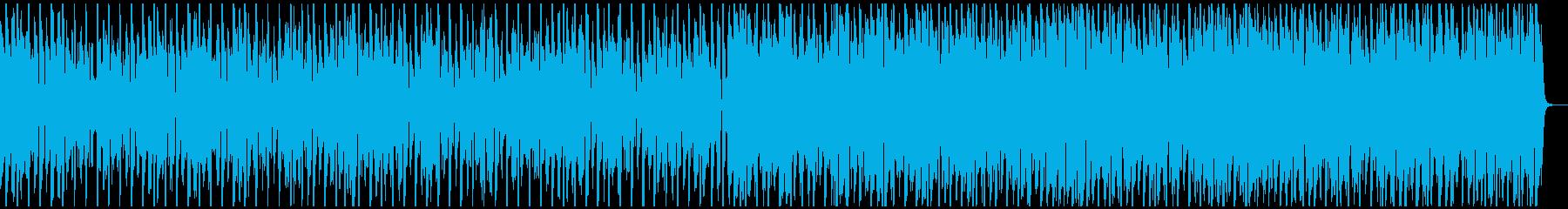 ジングルベル ウクレレで南国風 メロ抜きの再生済みの波形