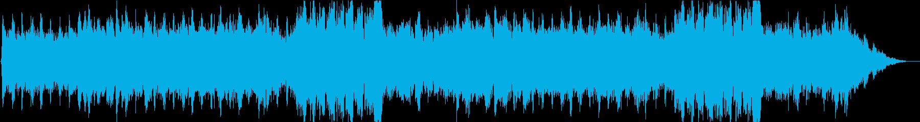 冒険飛行(壮大)【オーケストラ】の再生済みの波形