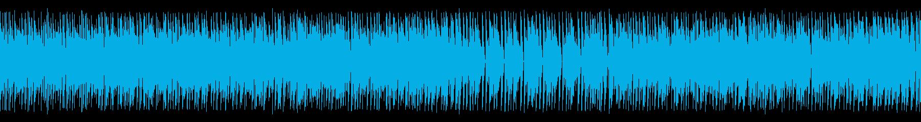 BGM009-05 チップチューン+デ…の再生済みの波形
