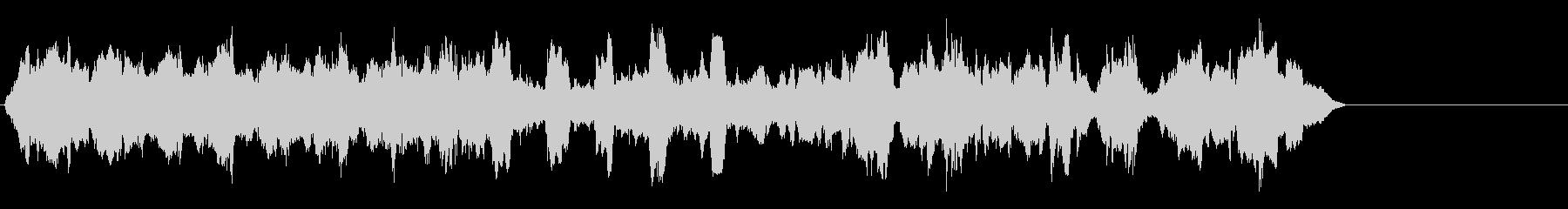 HURDY GURDY:高速、高音...の未再生の波形