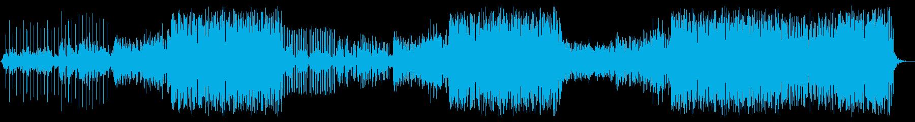 夏 海 ハウスの再生済みの波形