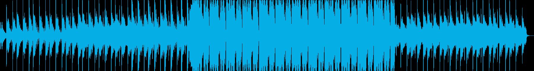 FutureBass1、洋楽、爽快、夏bの再生済みの波形