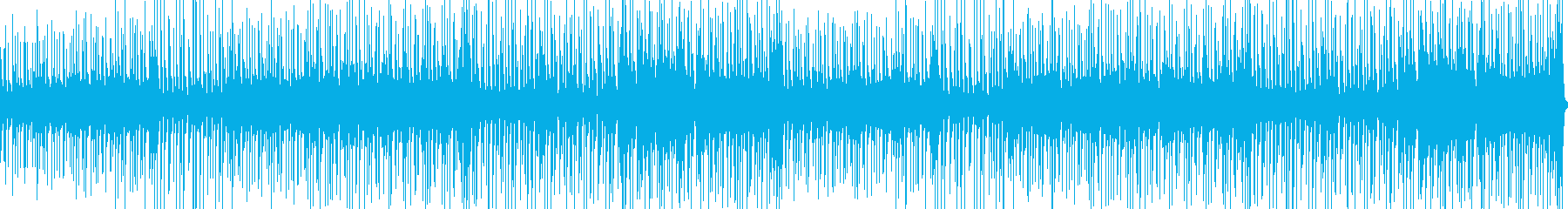 陽気で軽やかなサウンドの再生済みの波形