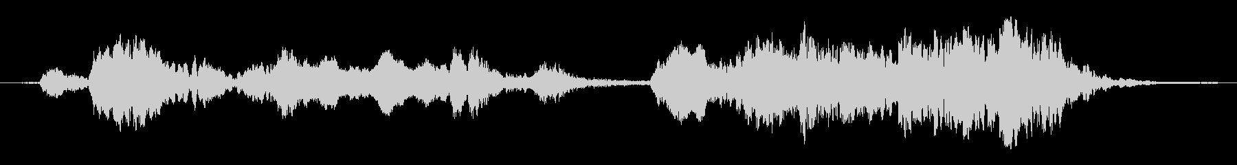 メタルグリル:ハイスクレイピングス...の未再生の波形