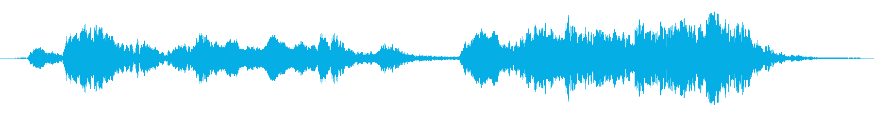 メタルグリル:ハイスクレイピングス...の再生済みの波形
