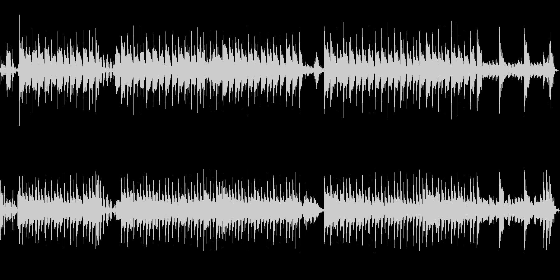 ザニークレイジーアテンションゲッテ...の未再生の波形