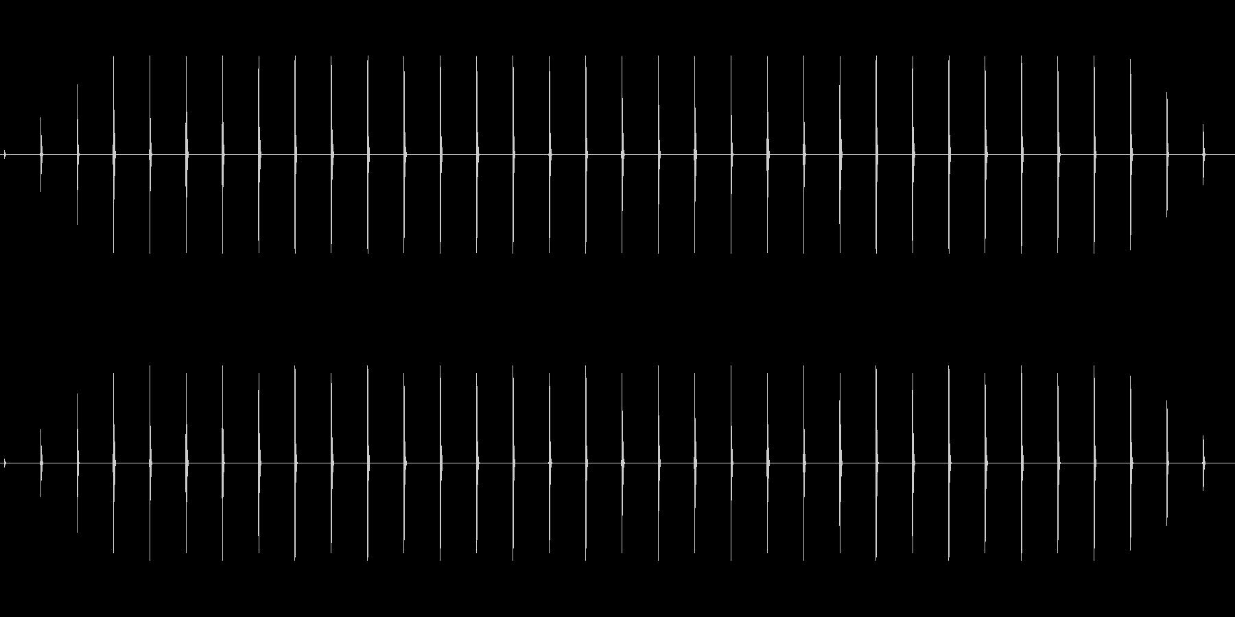 時計 ticktock_44-1_dryの未再生の波形