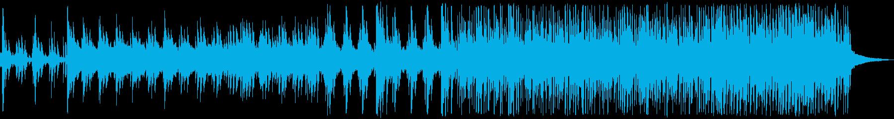 明るく、音響的な、メロディックなト...の再生済みの波形