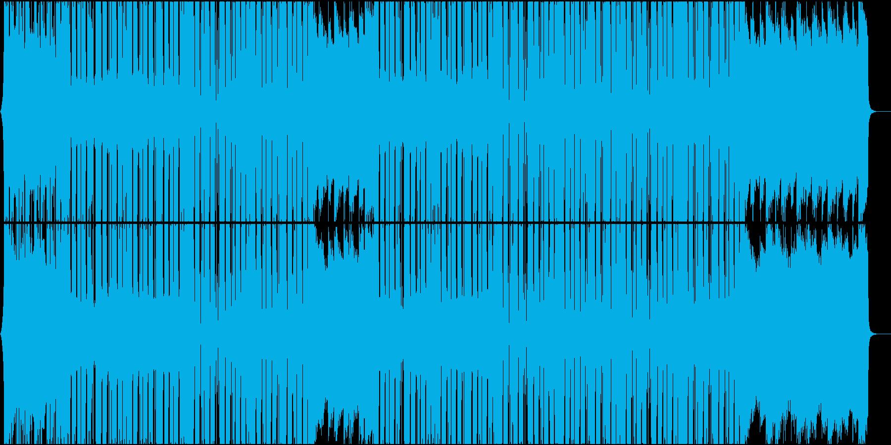 フューチャーベース、スタイリッシュの再生済みの波形